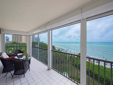 9051 Gulf Shore Dr UNIT 401, Naples, FL 34108 - MLS#: 218028254