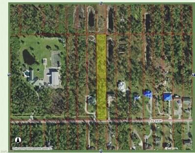 3675 41st Ave NE, Naples, FL 34120 - MLS#: 218028976