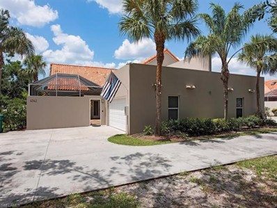4342 Covey Cir, Naples, FL 34109 - MLS#: 218028990