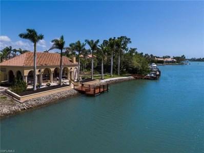 3560 Fort Charles Dr, Naples, FL 34102 - MLS#: 218029125