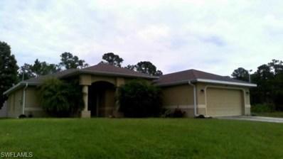 108 Greenbriar Blvd, Lehigh Acres, FL 33972 - MLS#: 218029934