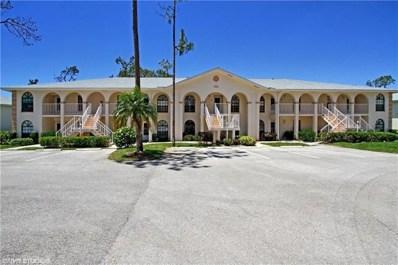 705 Augusta Blvd UNIT 705-3, Naples, FL 34113 - MLS#: 218030520