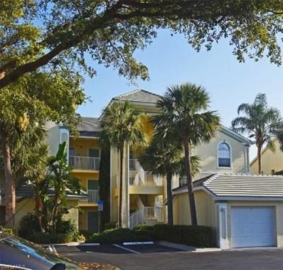 15515 Cedarwood Ln UNIT 304, Naples, FL 34110 - MLS#: 218031307