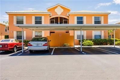 1018 Mainsail Dr UNIT 421, Naples, FL 34114 - MLS#: 218031805