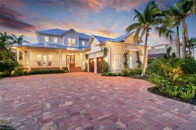 1333 Pelican Ave, Naples, FL 34102 - MLS#: 218032003