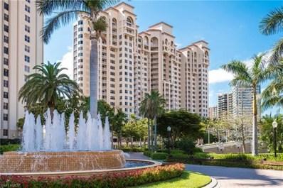 6597 Nicholas Blvd UNIT 206, Naples, FL 34108 - MLS#: 218032160