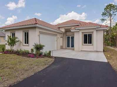 317 14th Ave NW, Naples, FL 34120 - MLS#: 218032173