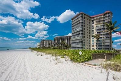 10701 Gulf Shore Dr UNIT 900, Naples, FL 34108 - MLS#: 218032267