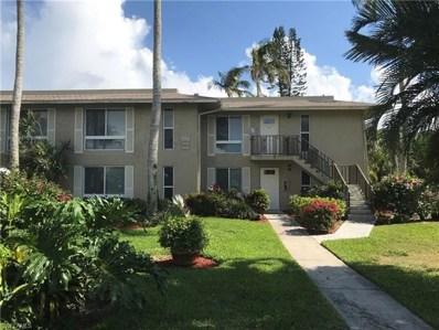 388 Tern Dr UNIT 2, Naples, FL 34112 - MLS#: 218032619