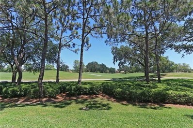 6130 Montelena Cir UNIT 1102, Naples, FL 34119 - MLS#: 218033445