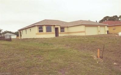 3604 Vera Ct, Lehigh Acres, FL 33976 - MLS#: 218033500