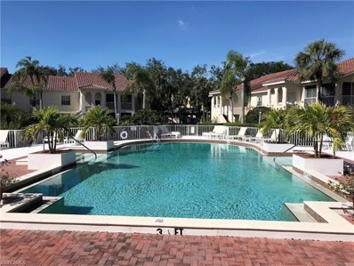 110 Tuscana Ct UNIT 508, Naples, FL 34119 - MLS#: 218033667