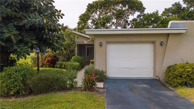 3419 Boca Ciega Dr UNIT E-2, Naples, FL 34112 - MLS#: 218035640