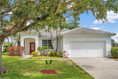 740 Cherry Blossom Ct, Naples, FL 34120 - MLS#: 218035935