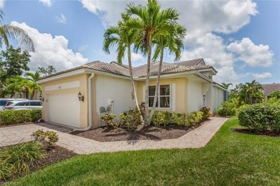 921 Fairhaven Ct UNIT 28, Naples, FL 34104 - MLS#: 218036383