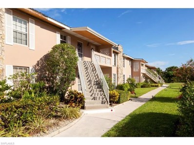 221 Cypress Way E UNIT 204, Naples, FL 34110 - MLS#: 218036455