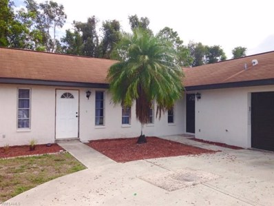 7603 Winged Foot Dr, Fort Myers, FL 33967 - MLS#: 218036637