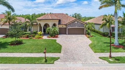9449 Italia Way, Naples, FL 34113 - MLS#: 218037669