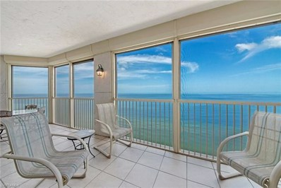 4051 Gulf Shore Blvd N UNIT PH-203, Naples, FL 34103 - MLS#: 218037929