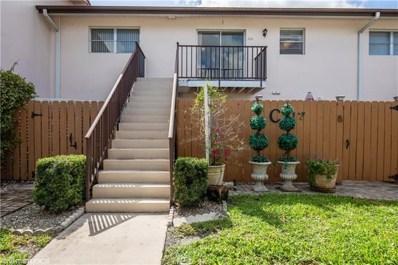180 Cypress Way E UNIT C218, Naples, FL 34110 - MLS#: 218037954