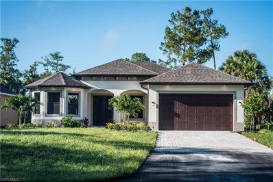 4172 2nd Ave NE, Naples, FL 34120 - MLS#: 218038012