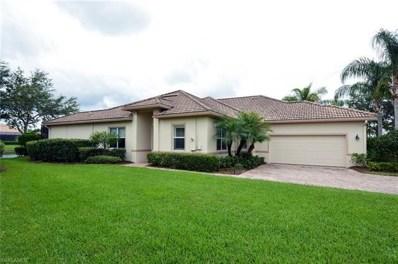 11109 Oxbridge Way, Fort Myers, FL 33913 - MLS#: 218038212