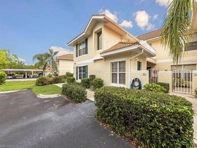 5020 Cedar Springs Dr UNIT 201, Naples, FL 34110 - MLS#: 218038452