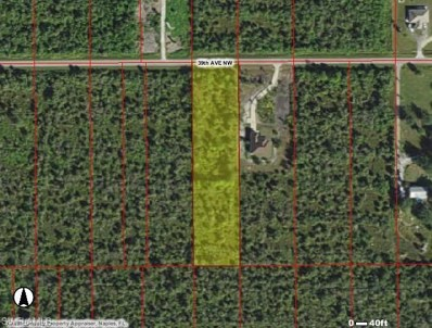 540 39th Ave NW, Naples, FL 34120 - MLS#: 218038471