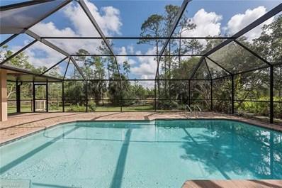 5811 Golden Oaks Ln, Naples, FL 34119 - MLS#: 218038710