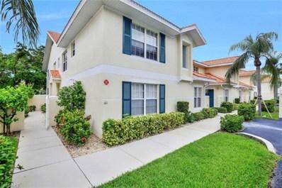 5025 Cedar Springs Dr UNIT 101, Naples, FL 34110 - MLS#: 218038958