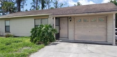 3871 White Blvd, Naples, FL 34117 - MLS#: 218038991
