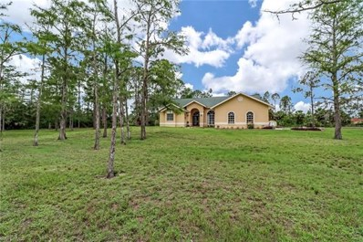 2992 20th Ave NE, Naples, FL 34120 - MLS#: 218039051