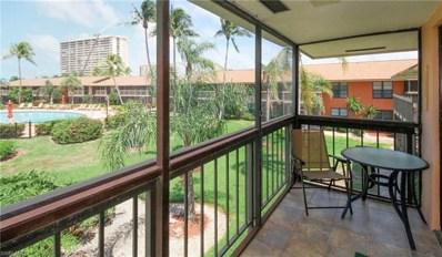 32 Greenbrier St UNIT 3-203, Marco Island, FL 34145 - MLS#: 218040289