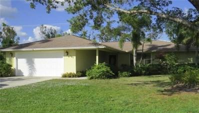 387 Huntington Dr, Naples, FL 34109 - MLS#: 218040499