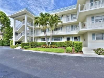3055 Riviera Dr UNIT 202, Naples, FL 34103 - MLS#: 218040527