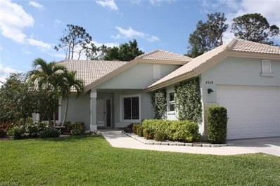 4368 Royal Wood Blvd, Naples, FL 34112 - MLS#: 218040928