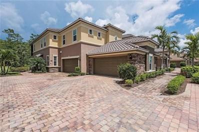 9546 Ironstone Ter UNIT 101, Naples, FL 34120 - MLS#: 218041453