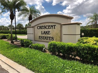 9597 Crescent Garden Dr UNIT D-101, Naples, FL 34109 - MLS#: 218041979