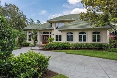 4356 Pond Apple Dr N, Naples, FL 34119 - MLS#: 218042379