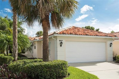 3527 El Verdado Ct, Naples, FL 34109 - MLS#: 218042394