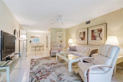 315 Saint Andrews Blvd UNIT B6, Naples, FL 34113 - MLS#: 218042408