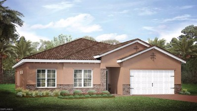 2875 Sunset Pointe Cir, Cape Coral, FL 33914 - MLS#: 218042770