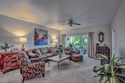 6010 Chardonnay Ln UNIT 102, Naples, FL 34119 - MLS#: 218042968