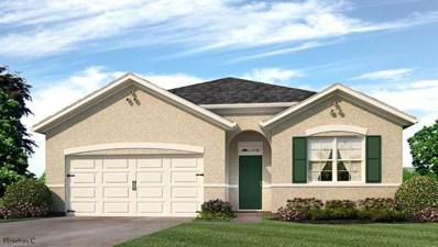 4615 Agualinda Blvd, Cape Coral, FL 33914 - MLS#: 218044090