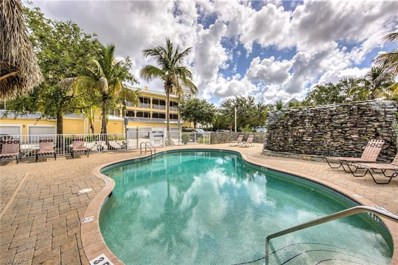 4450 Chickee Hut Ct UNIT 102, Bonita Springs, FL 34134 - MLS#: 218044219