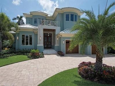 615 W Lake Dr, Naples, FL 34102 - MLS#: 218044289