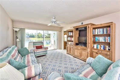 865 New Waterford Dr UNIT S-104, Naples, FL 34104 - MLS#: 218044596