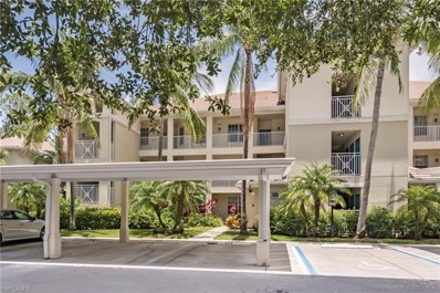 1886 Tarpon Bay Dr S UNIT 1-302, Naples, FL 34119 - MLS#: 218044644