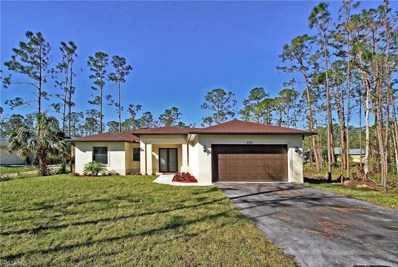 3759 68th Ave NE, Naples, FL 34120 - MLS#: 218044897