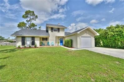 18512 Sebring Rd, Fort Myers, FL 33967 - MLS#: 218044977